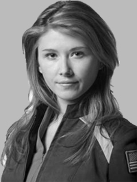 Actress: Jewel Staite