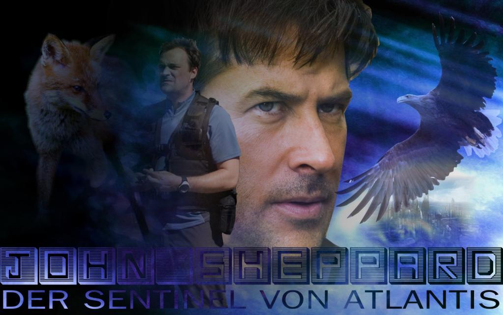 John Sheppard-SvA: Vom Sand ins Eis, bis hin zu den Sternen