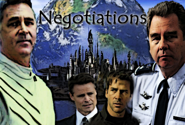 Negotiations Cover