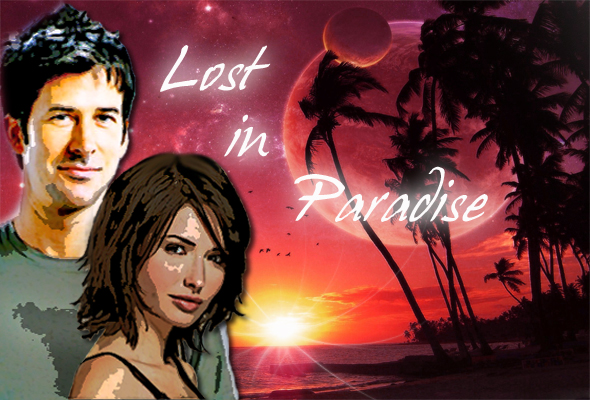 Cover Lost in Paradise
